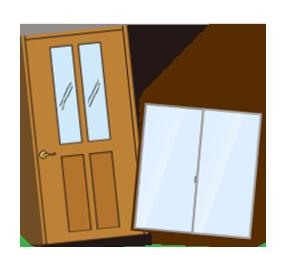 サッシ・ドア交換