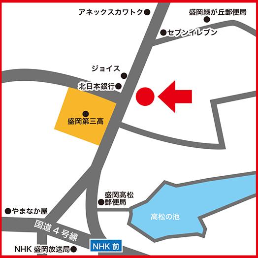 パウス地図